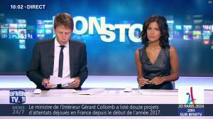 Aurélie Casse dans Non Stop - 13/09/17 - 22