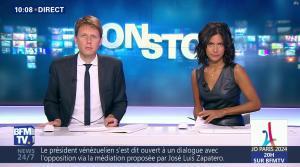 Aurélie Casse dans Non Stop - 13/09/17 - 25