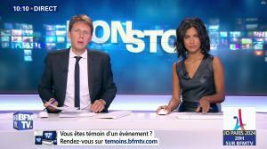Aurélie Casse dans Non Stop - 13/09/17 - 26