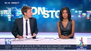 Aurélie Casse dans Non Stop - 13/09/17 - 27