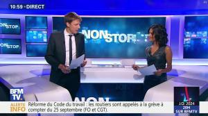 Aurélie Casse dans Non Stop - 13/09/17 - 31