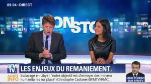 Aurélie Casse dans Non Stop - 23/11/17 - 02