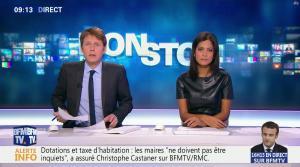 Aurélie Casse dans Non Stop - 23/11/17 - 04