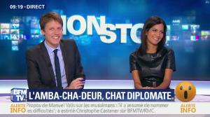 Aurélie Casse dans Non Stop - 23/11/17 - 07