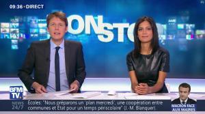 Aurélie Casse dans Non Stop - 23/11/17 - 08