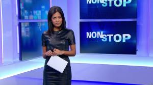 Aurélie Casse dans Non Stop - 23/11/17 - 09