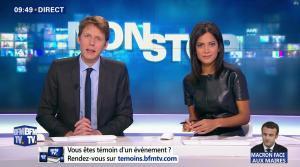 Aurélie Casse dans Non Stop - 23/11/17 - 10