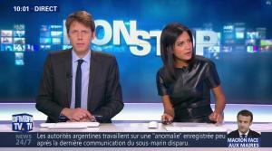 Aurélie Casse dans Non Stop - 23/11/17 - 12