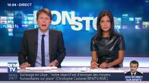 Aurélie Casse dans Non Stop - 23/11/17 - 13