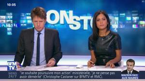 Aurélie Casse dans Non Stop - 23/11/17 - 14