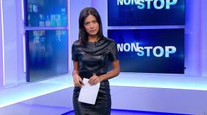 Aurélie Casse dans Non Stop - 23/11/17 - 15