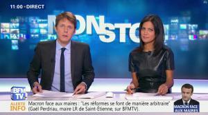 Aurélie Casse dans Non Stop - 23/11/17 - 17