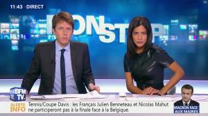 Aurélie Casse dans Non Stop - 23/11/17 - 18