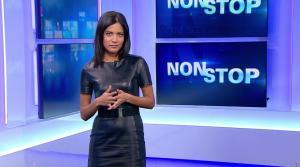 Aurélie Casse dans Non Stop - 23/11/17 - 19