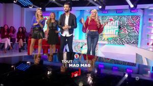 Ayem Nour et Emilie Picch dans le Mad Mag - 03/10/17 - 01
