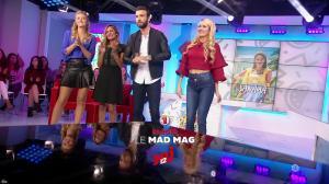 Ayem Nour et Emilie Picch dans le Mad Mag - 03/10/17 - 02