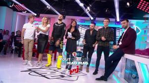 Ayem Nour et Emilie Picch dans le Mad Mag - 25/10/17 - 01