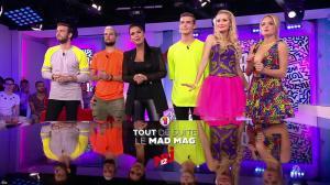 Ayem Nour, Tatiana Laurens Delarue et Fiona Deshayes dans le Mad Mag - 22/09/17 - 02