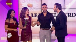 Ayem Nour et Yamina dans le Mad Mag - 18/09/17 - 11