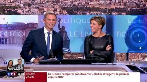 Bénédicte Le Chatelier dans le Live Politique - 26/11/17 - 45