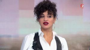 Camelia Jordana dans 20 heures - 11/11/17 - 08