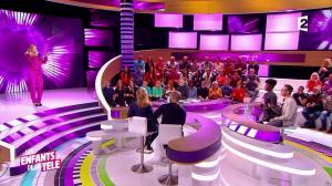 Camille Lou dans les Enfants de la Télé - 05/11/17 - 03