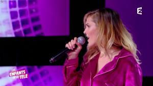 Camille Lou dans les Enfants de la Télé - 05/11/17 - 06