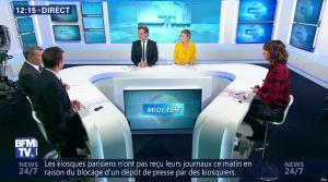 Candice Mahout dans le Midi-15h - 08/11/17 - 03
