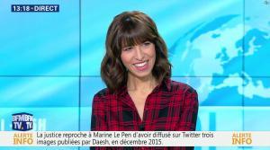 Candice Mahout dans le Midi-15h - 08/11/17 - 04
