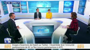 Candice Mahout dans le Midi-15h - 08/11/17 - 05
