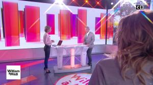 Caroline Delage dans William à Midi - 12/09/17 - 05