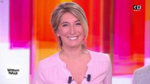 Caroline Delage dans William à Midi - 12/09/17 - 07