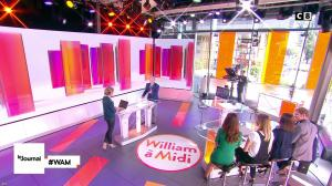 Caroline Delage dans William à Midi - 14/09/17 - 05