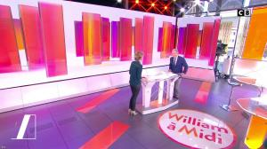 Caroline Delage dans William à Midi - 14/09/17 - 06