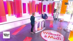 Caroline Delage dans William à Midi - 14/09/17 - 08