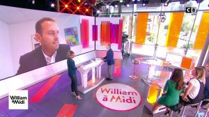 Caroline Delage dans William à Midi - 14/09/17 - 11