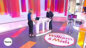 Caroline Delage dans William à Midi - 29/09/17 - 07