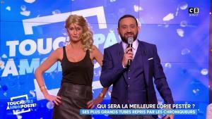 Caroline Ithurbide dans Touche pas à mon Poste - 16/11/17 - 15