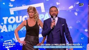 Caroline Ithurbide dans Touche pas à mon Poste - 16/11/17 - 16