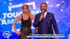 Caroline Ithurbide dans Touche pas à mon Poste - 16/11/17 - 18