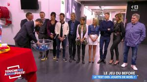 Caroline Ithurbide dans Touche pas à mon Poste - 21/11/17 - 14