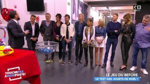 Caroline Ithurbide dans Touche pas à mon Poste - 21/11/17 - 15