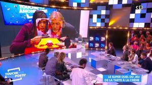 Caroline Ithurbide dans Touche pas à mon Poste - 21/11/17 - 22