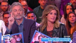 Caroline Ithurbide dans Touche pas à mon Poste - 21/11/17 - 33