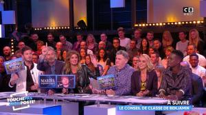 Caroline Ithurbide dans Touche pas à mon Poste - 21/11/17 - 35