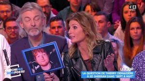 Caroline Ithurbide dans Touche pas à mon Poste - 21/11/17 - 38