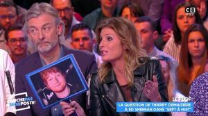 Caroline Ithurbide dans Touche pas à mon Poste - 21/11/17 - 39