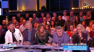 Caroline Ithurbide dans Touche pas à mon Poste - 21/11/17 - 44