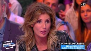 Caroline Ithurbide dans Touche pas à mon Poste - 21/11/17 - 45