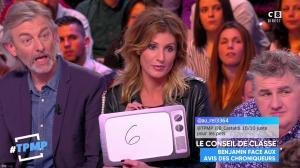 Caroline Ithurbide dans Touche pas à mon Poste - 21/11/17 - 47